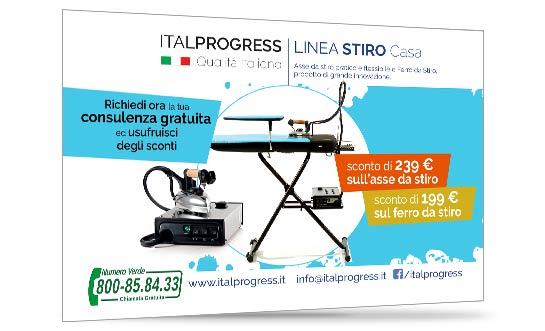 Sconto per la linea stiro: ferro e asse da stiro - ItalProgress